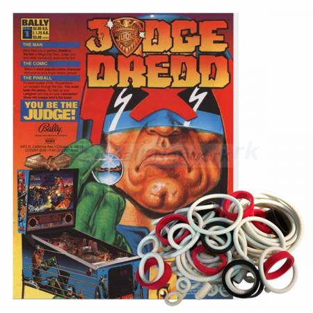 Judge Dredd Gummisortiment