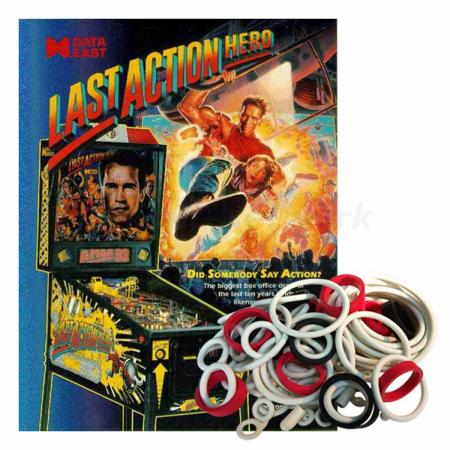 Last Action Hero Gummisortiment