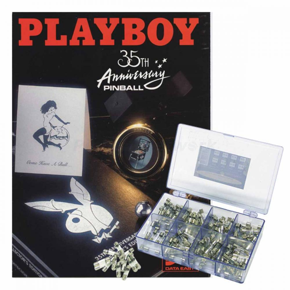 Playboy 35th Anniversary Sicherungssortiment