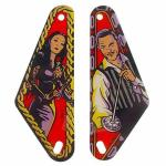 The Addams Family Slingshot Plastics